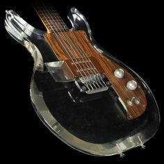 Used 1969 Ampeg Dan Armstrong Lucite Electric Guitar