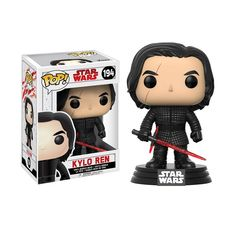 Buy Star Wars The Last Jedi Kylo Ren Funko Pop! Vinyl from Pop In A Box UK, the home of Funko Pop Vinyl subscriptions and more. Star Wars Meme, Film Star Wars, Star Wars Episoden, Star Wars Quotes, Funko Pop Star Wars, Star Wars Party, Star Wars Kylo Ren, Star Wars Wallpaper, Shopping
