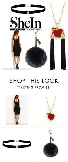 """""""Untitled #2874"""" by bellagioia ❤ liked on Polyvore featuring Tiffany & Co., Amanda Rose Collection, Helen Moore and Yves Saint Laurent"""