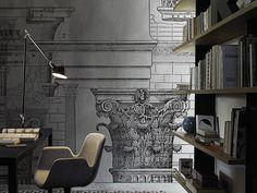 Motif wallpaper ANTIQUA Contemporary Wallpaper 2016 Collection by Wall