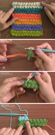 I love to learn new crochetstitch techniques. The braid puff stitch crochet, that I'm showing you today, is one of the most beautifulI've seen lately. This braid puff stitchwill be your favorite ! I do love the puff stitch, I remember we featured some crochetpuff stitch projects lately, that are alsovery popular. The pattern of…