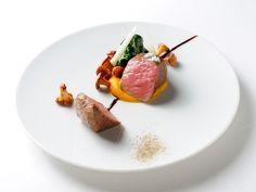 レフェルヴェソンスのお料理   レストランウェディングなら 他にはない情報多数掲載 SWEET W TOKYO WEDDING