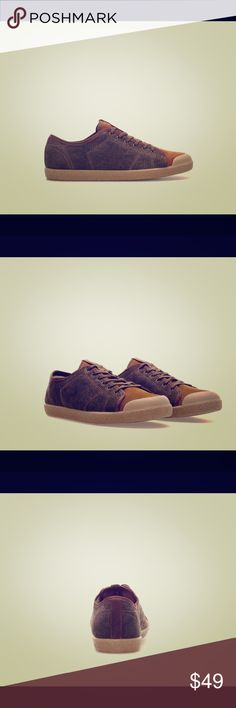 Zara canvas plimsoll sneakers US Men's 8/ women's 10. Inner size 26.2cm/10.31 inches. Rubber sole. Suede toe box. With original Zara box. Zara Shoes Sneakers