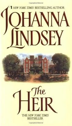 book cover of     The Heir      (Reid Family, book 1)    by    Johanna Lindsey