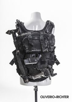 Oliverio & Richter Resistopia Armour | | Homepage | Facebook… | Flickr