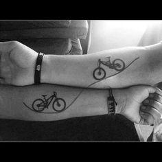 #Amor #ciclista | For The #Love #Bikes #tattoo #bike