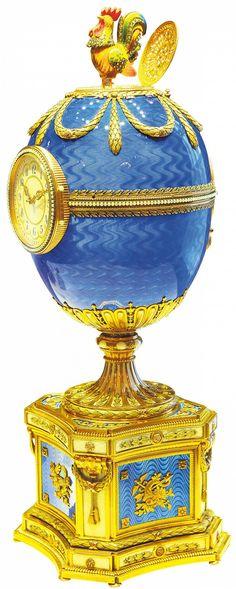 Keisarilliset Fabergé-pääsiäismunat sisälsivät aina yllätyksen   Kulttuuri   HS
