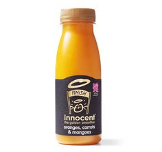 Innocent, a UK beverages (smoothies, juices etc) brand - has the cutest packaging and witty banter across the board.