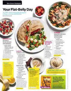 Flat belly diet     #fitness wellness
