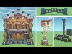 Gokart Plans 325033298108450902 - 50 Minecraft Building Tips & Tricks Source by xaviertinseau Minecraft Bridges, Easy Minecraft Houses, Minecraft Medieval, Minecraft Plans, All Minecraft, Minecraft Tutorial, Minecraft Blueprints, Minecraft Designs, Hama Beads Minecraft