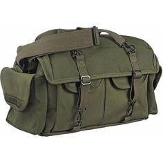 Camera bag. Domke F-1X Shoulder Bag (Olive)