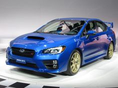 2015 Subaru WRX STI First Look: 2014 Detroit Auto Show Video - uses the same 301bhp 2.5-litre boxer engine as the previous model, so it does 0-62mph in an identical 5.2 seconds. However, Subaru has introduced an all-new, stronger, chassis, while active torque vectoring by braking is included for the first time. Aggressive bumpers, 18-inch alloys and a pronounced rear wing help the saloon stand out...x