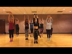 """UNTOUCHED"" The Veronicas - Dance Fitness Cardio Blast with Weights Valeo Club - YouTube"
