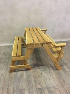 Picknicktafel / tuinbankje (SSW35-1)