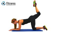 Pilates has so many healthy body benefits, but it's really not a big calorie burner. With this Pilates HIIT Blend, we bring you all of the benefits of Pilates, along with a high calorie burn. Pilates Workout, Fitness Workouts, Fitness Motivation, Fitness Routines, Sport Fitness, Cardio Hiit, Core Pilates, Fitness Pilates, Ab Workouts
