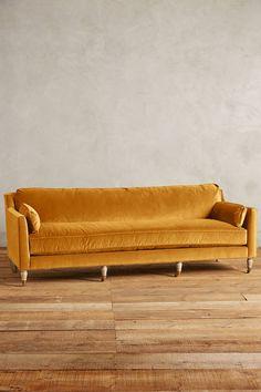 Velvet Leonelle Sofa