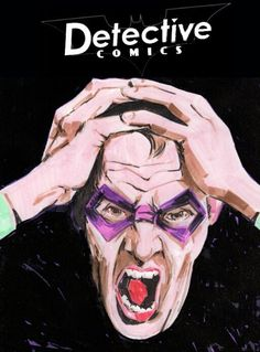 Here is a cover I did for the DCU2 fansite of the Riddler. Enjoy.