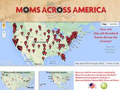Join Unstoppable Moms in letting your whole town know about GMOs! http://www.prweb.com/releases/2014/07/prweb11984286.htm Moms Across America Gather in Hundreds of July 4th Parades to Share Growing Concerns About GMO Foods and Glyphosate Use