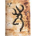 Browning Rustic Tin Sign - together. Browning Symbol, Baby Shower Party Supplies, Rustic Walls, Old Farm, Tin Signs, My Guy, Rustic Style, Rustic Decor, Cute Wallpapers