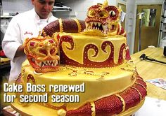 ChInese dragon cake          http://cdn.hoboken411.com/wp-content/uploads/2009/08/buddy-valestro-cake-boss-season-two-hoboken-nj-tlc.jpg