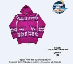 Xhempera për vajza Për informata rreth masave dhe ngjyrave,drejtohuni në www.risikids.com Viber:+37745633440