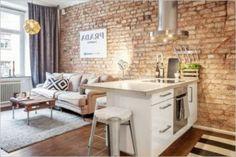 Fantastic Small Living Room Interior Idea 14