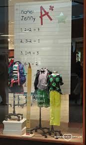 Αποτέλεσμα εικόνας για school window display ideas
