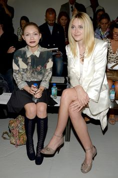#nylonfw front row faves
