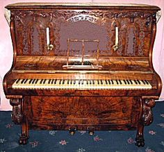 Antique Pianos for sale or restoration - Steinway Pianos, Rebuilt and Restored Antique Steinway, Bosendorfer, Chickering and other rare vintage Grand Pianos