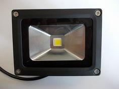 LED Floodlight (20 W/ 220V) Solar Geyser, Alternative Energy, Renewable Energy, Solar System, Solar Panels, Led, Sun Panels, Solar Power Panels, Solar System Crafts
