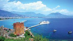 Alanya travel guide. Flights to Alanya, Alanya hotels and Alanya tours. Enjoy your trip to Alanya, Turkey.