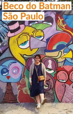 Nossa visita ao Beco do Batman, museu a céu aberto de grafite e arte de rua na cidade de São Paulo