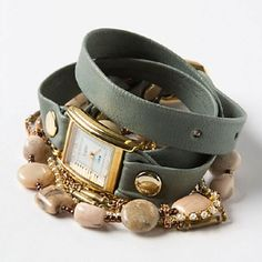 Love this Anthropologie watch!!!