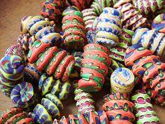"Stacker ""Pasta"" beads   Flickr - Photo Sharing!"
