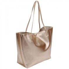 4efb7f1edf72d3 Rose gold tote bag Luggage Bags