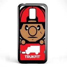 Lil Wayne Trukfit Logo TATUM-6502 Samsung Phonecase Cover Samsung Galaxy S3 Mini Galaxy S4 Mini Galaxy S5 Mini
