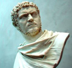 Lucius Septimius Bassianus (April 4, 188 – April 8, 217), commonly known as Caracalla, was a Black Roman Emperor who ruled from 211 to 217. Caracalla was the eldest son of Septimius Severus, the first black African-born Emperor of Rome. Unlike his father Septimius Severus, Caracalla was born and raised in Italy. After the death of his father, he ruled jointly with his younger brother Geta until the latter's death in 211.