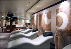spend a day at the spa!