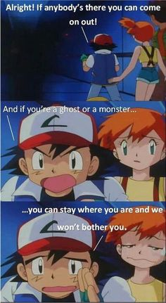 Yeah, Ash is right, stay under the bed, please! :D :D :D