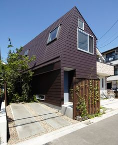 'House in Setagaya' by SKAL + OUVI, Tokyo, Japan