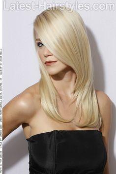 20 Really Stylish Long Haircuts With Bangs
