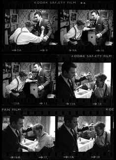 Contact sheet of Reggie Kray sparring with his grandfather The Krays, Crime, Contact Sheet, Twin Brothers, Duffy, Tom Hardy, Twins, Nostalgia, Mobsters