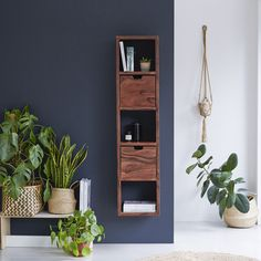 Kwarto 35 x Wall Mounted Cabinet Tikamoon Metal Bookcase, Metal Shelves, Wall Shelves, Living Room Bookcase, Home Living Room, Modular Furniture, Home Furniture, Classic Bathroom Furniture, Hanging Cabinet