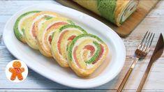 Chic Snack Roll for Festive Dinner – Dinner Recipes English Christmas Dinner, Vegetarian Christmas Dinner, Mini Stollen, Holiday Tables, Dinner Rolls, Antipasto, Queso, Food To Make, Dinner Recipes