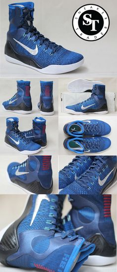 "The Nike Kobe 9 Elite ""Brave Blue"""