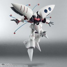 Gundam MSIA AMX-004 Qubeley Action Figure by Bandai