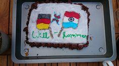 Man kann Paraguay und Deutschland ruhig mal auf einen Kuchen p/backen :D