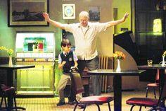 "Bill Murray and Jaeden Lieberher in ""St. Vincent"" (Chicago International Film Festival)"