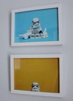 Lego prints ~ OMG, YES!!  (Any Lego theme.)