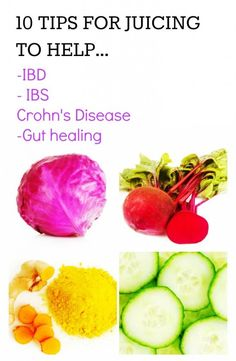 Fighting #crohn'sdisease naturally: with #juicing. Juicing can help heal the gut and FIGHT inflamation